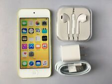 Apple iPod touch 5th Generation Yellow (16Gb) mint