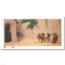 James Bertrand En Sortant de Lecole Canvas $2800 w/coa 402/1000 Price was $1000