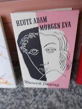 Heute Adam morgen Eva, ein Roman von Warwick Deeping, im Bertelsmann Lesering