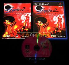 LEGAIA 2 DUEL SAGA PS2 Versione Ufficiale Italiana 1ª Edizione ••••• COMPLETO
