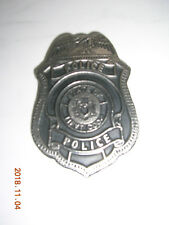 THE POLICE - PIN - BADGE - Anstecknadel (STING) from the 80´s