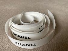 Authentic Chanel Ribbon 215 Cm