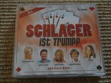 Schlager ist Trumpf - 3 CD Set - Neu & OVP