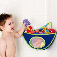 Juguete para baño bebé esquina nítida bolsa de almacenamiento bolsa triangular