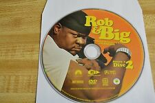 Rob & Big First Season 1 Disc 2 Replacement DVD Disc Only 47-150