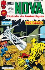 NOVA N°65 COMME NEUF! LES 4 FANTASTIQUES - L' ARAIGNÉE - SPIDER-WOMAN (1983)