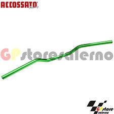 HB152V MANUBRIO ACCOSSATO VERDE PIEGA BASSA TRIUMPH 900 BONNEVILLE AMERICA 2004