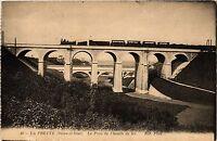 CPA  La Frette (Seine-et-Oise) - Le Pont du Chemin de fer     (290739)