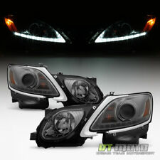 SET For 2006-2011 Lexus GS300 GS350 GS430 HID/Xenon LED DRL Projector Headlights