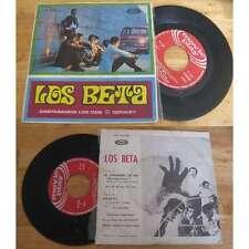 LOS BETA - DONKEY 1969 FREAKBEAT SOUL JERK MOD DANCER 45 Mini Cooper