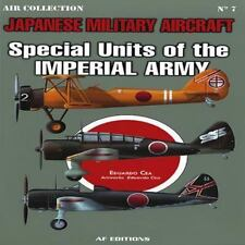 Japanese Military Aircraft: Japanese Military Aircraft : Special Units of the I…