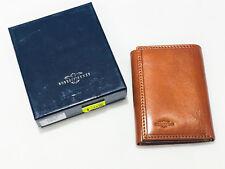 0ff9e91b7c Portafoglio Uomo in Vera Pelle Porta Carte di Credito Portamonete made in  italy