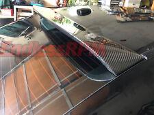 Acura TL ua6 ua7 DuckLip Roof Spoiler - REAL Carbon Fiber - 2004-2008