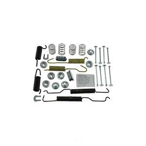 Drum Brake Hardware Kit Rear,Front Carlson H7129