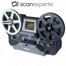 RENT 1 WOCHE Reflecta Scanner Super 8/Normal 8 with SD Card & Video instructions