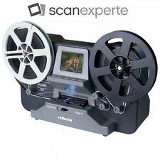 MIETEN 1 WOCHE Reflecta Scanner Super 8 / Normal 8 mit SD-Karte & Videoanleitung