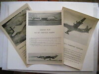Vintage Military Aircraft Pics of Convair Seaplane, Delta Interceptor & Bomber *