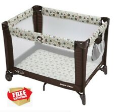 Pack n Play Playard Baby, Travel Portable, Infant, Aspery, Fast Free Shipping