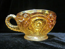CARNIVAL GLASS MARIGOLD PUNCH CUP IMPERIAL?