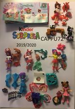 Enchantimals Kinder Sorpresa 2019/20-SCEGLI El Su Carácter