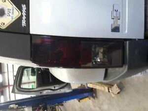 Driver Left Tail Light Suv Fits 06-10 HUMMER H3 1693355