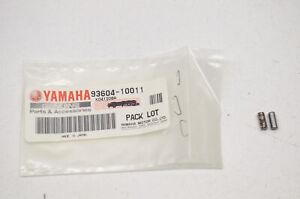 OEM Yamaha 93604-10011-00 Dowel Pin Qty 2 NOS