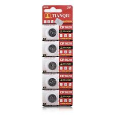 1620 CR1620 ECR1620 DL1620 280-208 5009LC 3V Button Coin Cell Battery Bulk X5 8
