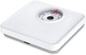 Bilancia pesapersone analogica meccanica, capacità fino a 130 Kg, Soehnle 61098