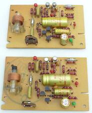 2x Studer Revox A77 A-77 Repr. Amplifier Wiedergabeverstärker Board 1.077.720-01