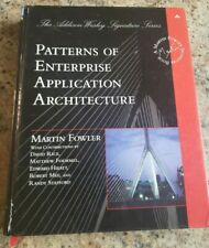 Patterns Of Enterprise Application Architecture Software Engineering Fowler