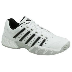 K-Swiss Bigshot Light Leather Mens Tennis Shoes