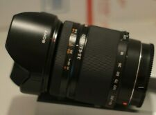 Sony SAL-18250 18-250mm f/3.5-6.3 DT Lens + Hood, and both end caps EXC++