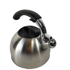 Palm Restaurant Whistling Tea Kettle Ceramic Induction Halogen Induction Gas