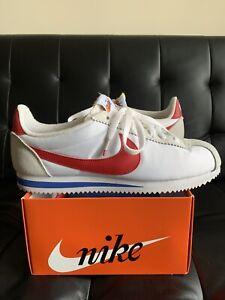 """Nike Classic Cortez Nylon OG Premium QS Size 9.5 """"FORREST GUMP"""" 100% Authentic"""