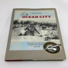 Old Ocean City The Journal and Photographs of Robert Craighead Walker Autographe
