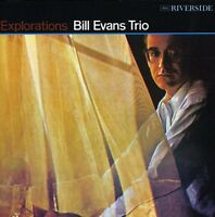 Bill Evans, Bill Evans Trio - Explorations [New CD] Rmst