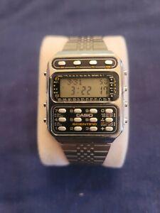 Vintage Casio CFX 200 Scientific Calculator Watch