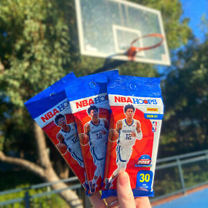 2020-21 NBA Hoops FAT PACK (FACTORY SEALED)