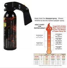 Hottest Fogger Wildfire 14mc Pepper Spray 1lb Outdoor Defense Pistol Grip
