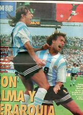 FIFA WORLD CUP USA 1994 Argentina vs Nigeria Rare Newspaper