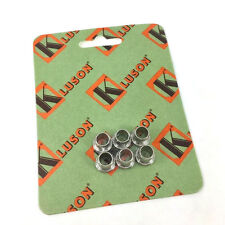 "(6) Kluson Tuner Bushings for Vintage Gibson® Peghead 11/32"" to 1/4"" Post MBG65N"