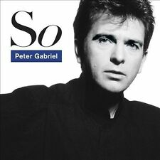 So [25th Anniversary Edition] by Peter Gabriel (CD, 2012, Real World...