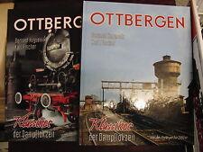Bw Ottbergen Klassiker der Dampflokzeit DB 60er 70er Doppelband 2. lim. Auflage!