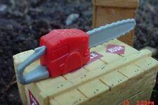 Chain Saw 1/24 Scale 1/18 scale Miniature Diorama Accessory Item