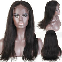 Pre Plucked Brazilian Human Hair Curly Lace Front Wig Full Lace Wig Glueless #b8