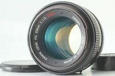 【Excellent+++++】 Canon FD 55mm f/1.2 S.S.C.Standard MF Lens From JAPAN  #875912