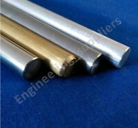 10mm Diameter Aluminium, Brass, Stainless & Mild Steel Rod Bar Various Lengths