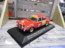 Mercedes Benz 300 sel 6.8 AMG DRM Norisring 1972 #56 Heyer Minichamps 1:43