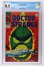 Doctor Strange #173 - Marvel 1968 CGC 8.5 Dormammu and Umar Appearance.