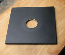 Sinar F & P fit japanese   lens board panel with copal 0 34.8mm hole